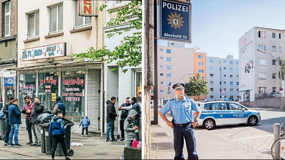 Deutschland No Go Areas Ortsbesuch In Duisburg Marxloh Und