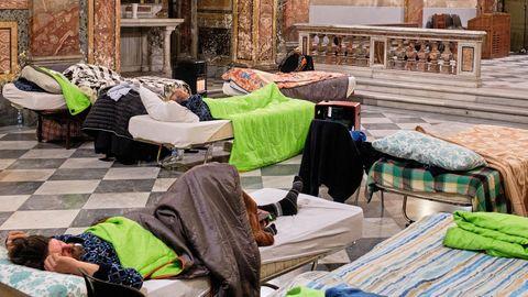 Sant'Egidio hilft oft unorthodox