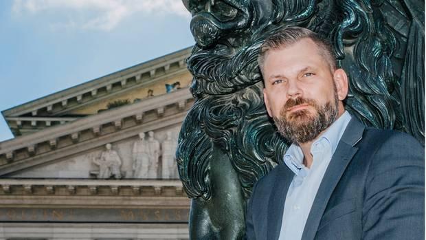 Polizei-Gewerkschafter Thomas Bentele sieht das umstrittene Polizeiaufgabengesetz kritisch und wehrt sich gegen eine Polizei als Spielball der Politik