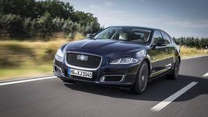 Wie der Name schon verrät, zelebriert der Jaguar XJ50 das 50. Jubiläum der britischen Luxus-Limousine