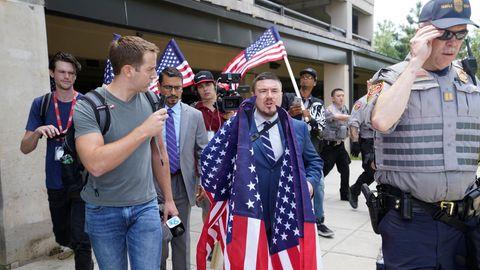 Demo Rechtsextremist Kessler