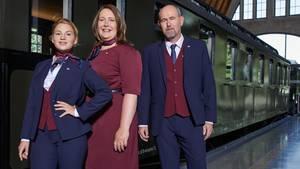 Die Bahn führt neue Uniformen ein