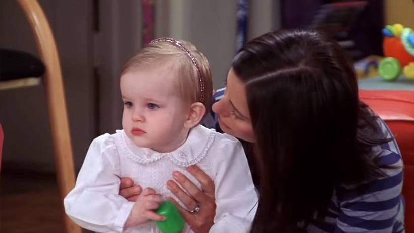 """TV-Serie: """"Friends"""": Das macht Baby Emma aus der Kultserie heute"""
