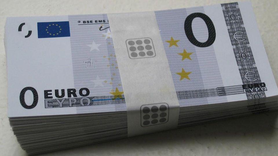 Neue Banknoten: Money, Money, Money - ein Blick hinter die Kulissen einer Geld-Druckerei