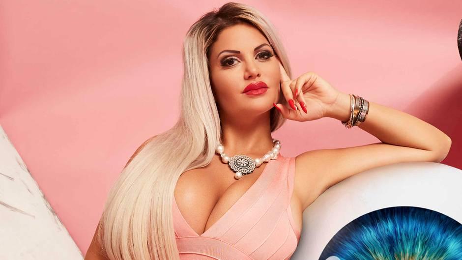 "Sophia Vegas bei ""Promi Big Brother"""