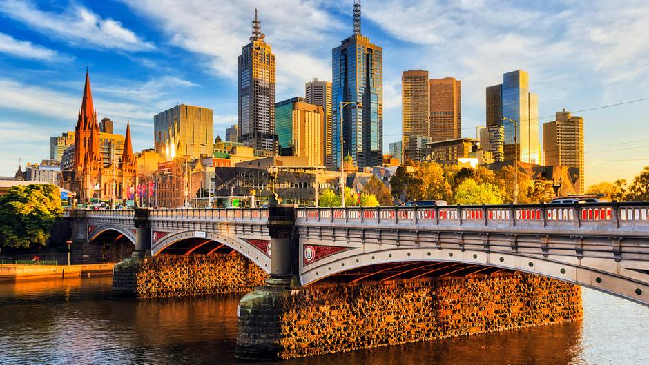 Melbourne wurde von Platz 1 verdrängt