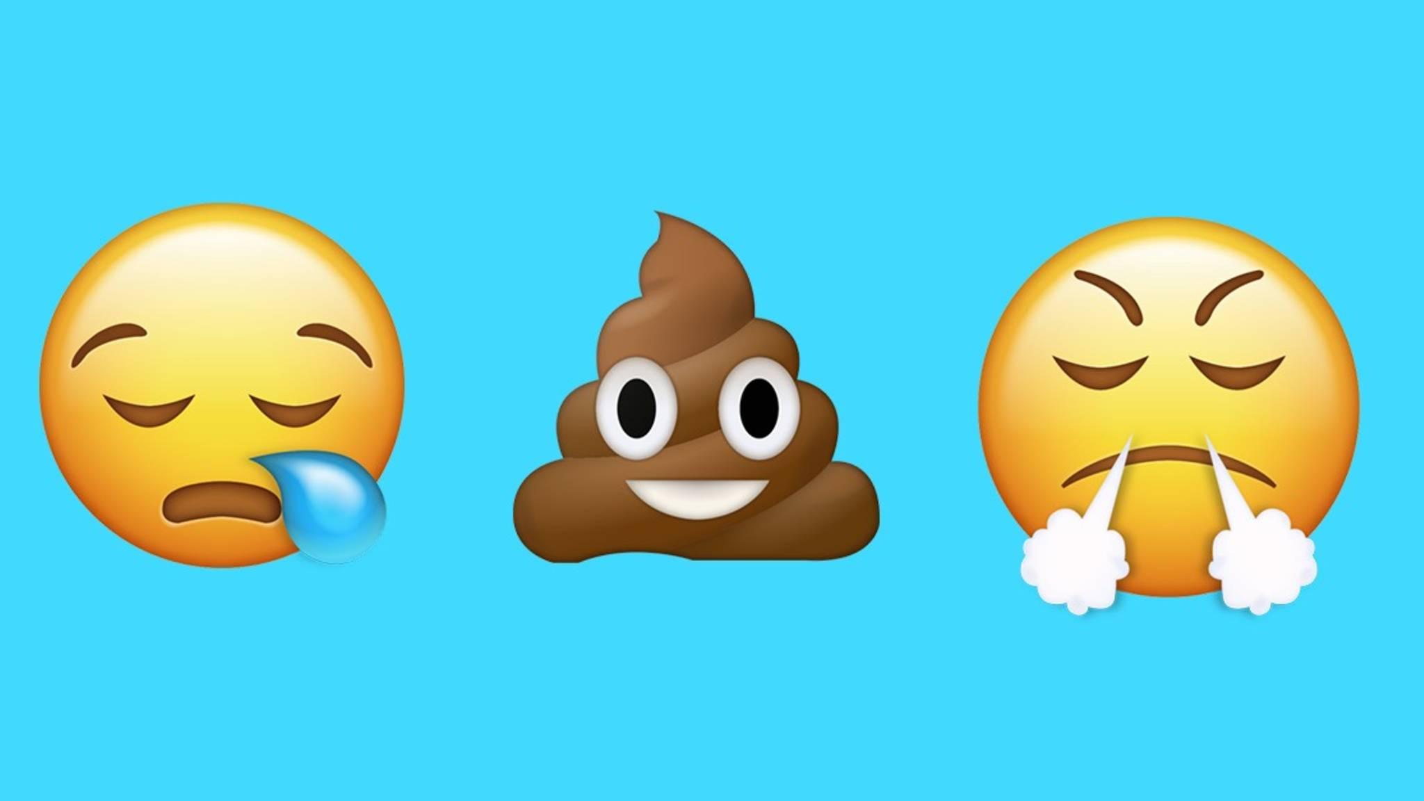 Emojis: So verwendet man diese Smileys richtig
