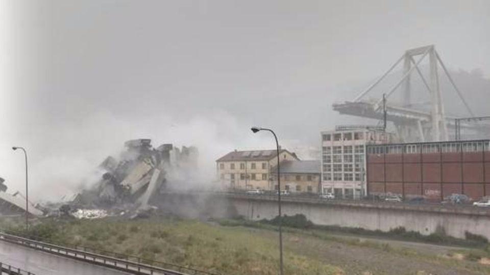 Italien: Der Brückeneinsturz in Genua – und das Leben danach. Bericht aus einer versehrten Stadt