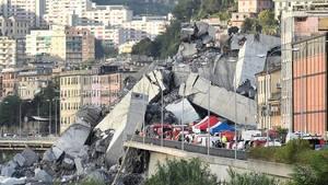 Genua, Italien: Ursachensuche nach Brückeneinsturz