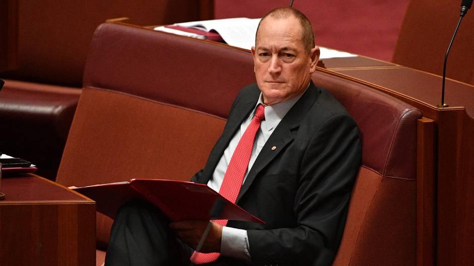 Empörung über Nazi-Formulierung von australischem Senator in Einwanderungsdebatte