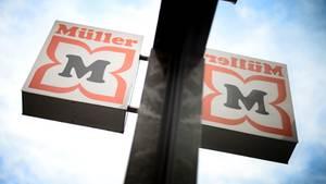Rückruf beim Drogeriemarkt Müller