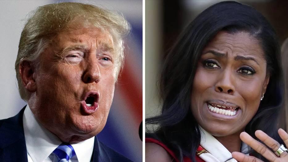 Ex-Trump-Mitarbeiterin: Trump gegen Omarosa: Wie in einer Reality-Show – und die Treffer sitzen