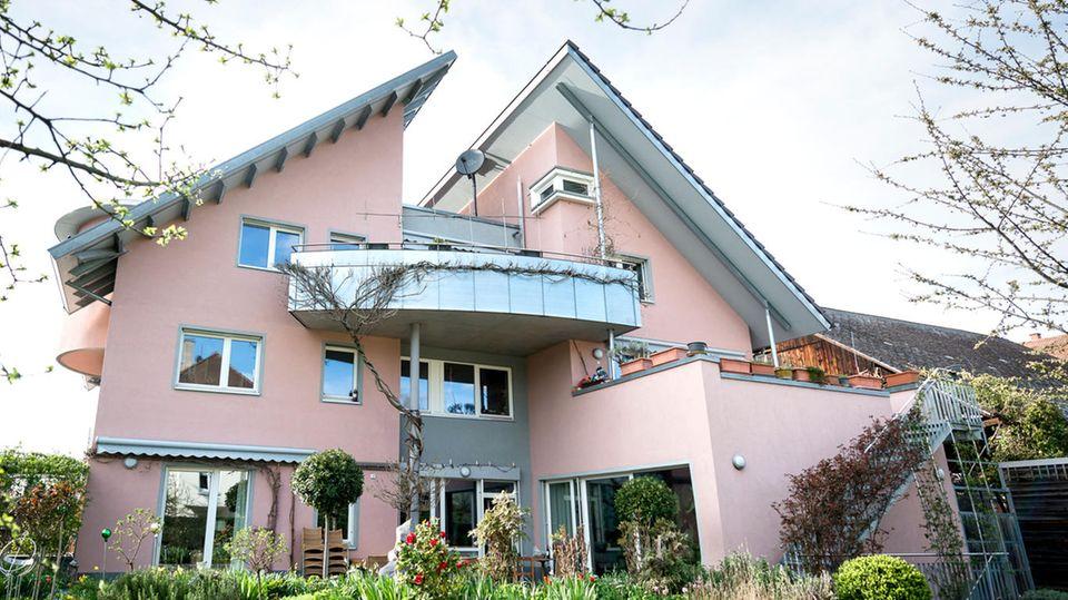 Das Haus der Weizsäckers nahe Freiburg