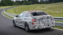 BMW 330i G20 Erprobung Nürburgring 2018