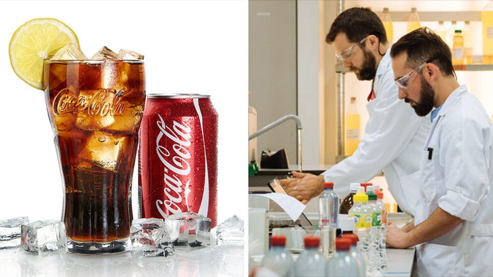 Coca-Cola allein reicht dem Unternehmen nicht mehr - in Brüssel tüftelt der Hersteller an neuen Konzepten