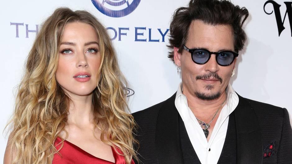 Amber Heard Ex Frau Von Johnny Depp Soll Ins Ehebett Gekackt Haben