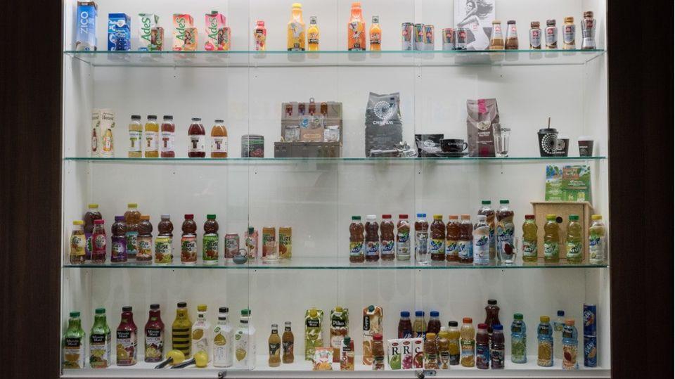 Coca-Colas Innovationslabor: neue Getränke, die nicht aussehen als seien sie von Coca-Cola