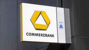 Die Commerzbank könnte bald aus dem Dax fliegen