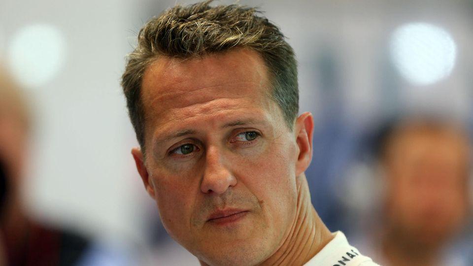 Michael Schumacher - Mallorca - Umzug - Schweiz
