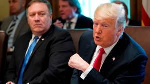 Trumps Idee für eine Militärparade stieß auf wenig Gegenliebe - und auf Sachzwänge