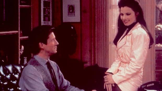 """Fran Drescher als """"Die Nanny"""" in der beliebten Comedy-Serie"""