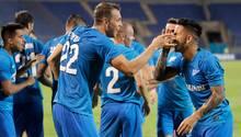 Zenit St. Petersburg - Dinamo Minsk - Europa League Playoffs - Aufholjagd