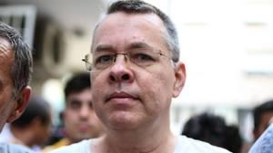 Der US-Pastor Andrew Craig Brunson