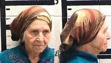 Martha Al-Bishara hatte Todesangst, als die Beamten eine Elektroschockpistole gegen die 87-Jährige einsetzten