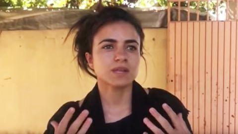 Sex-Sklavin: Junge Jesidin trifft auf ihren IS-Peiniger - mitten in Deutschland