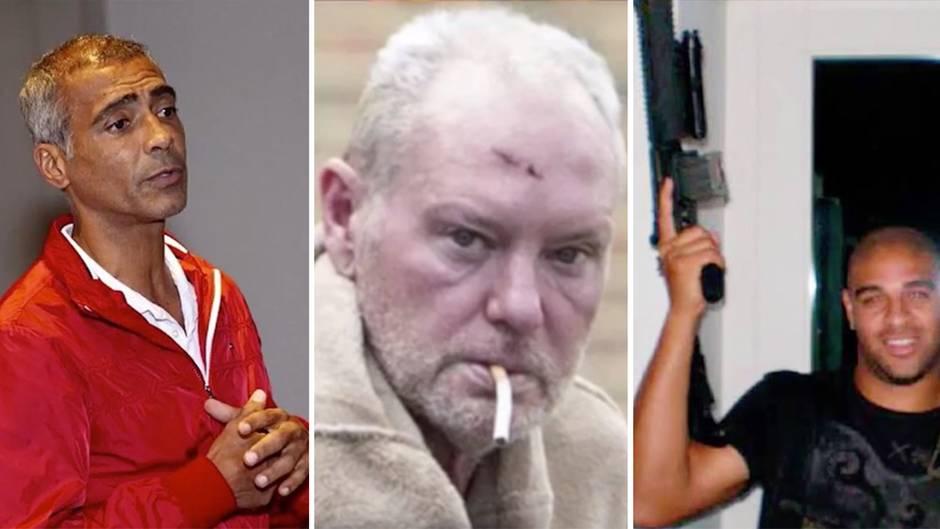 Maradona, Gascoigne, Ronaldo: Würden Sie diese Fußballstars heute wieder erkennen?