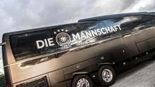 """DFB-Präsident Reinhard Grindel stellt den Slogan """"Die Mannschaft"""" auf den Prüfstand"""