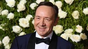 Bild aus fröhlicheren Tagen: Kevin Spacey bei den Tony Awards im Juni 2017