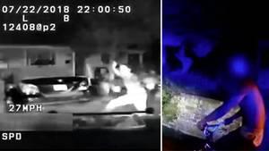 USA: Polizeieinsatz gegen 16-Jährigen läuft völlig aus dem Ruder - er fuhr ohne Licht