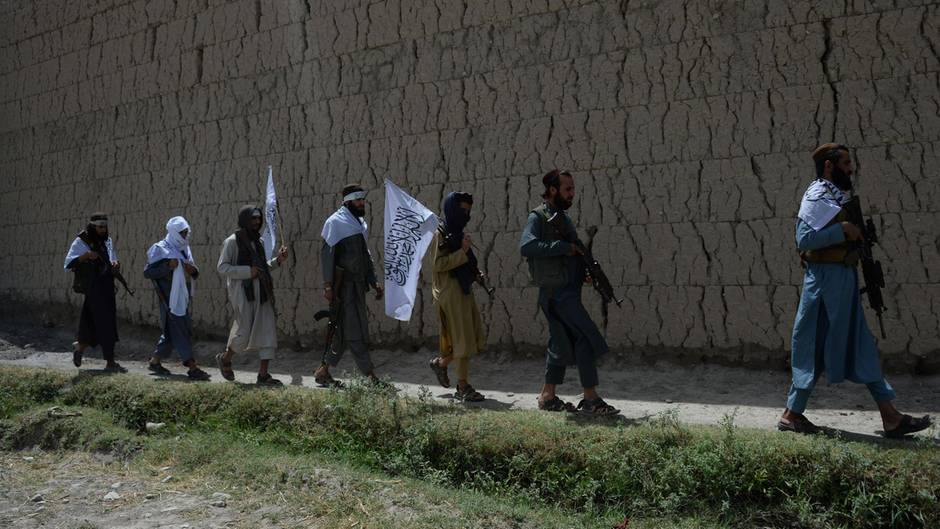 Taliban-Kämpfer in Afghanistan