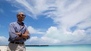 Barack Obama gibt Lesetipps