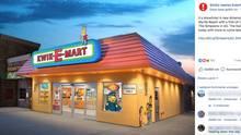 Shoppen wie bei den Simpsons? In South Carolina ist das jetzt möglich!