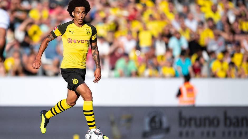 DFB-Pokal - Borussia Dortmund - Greuther Fürth - TV - Livestream