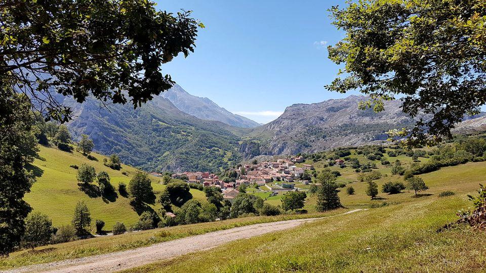 Wandern in Asturien