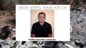 """Eins der wenigen Bilder von Nemesio Osequera Cervantes, alias """"El Mencho""""."""
