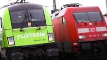 Bahn Flixtrain Flixbus