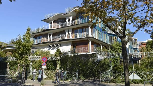 Das Idyll scheint zu trügen: Die Spreewald-Grundschule in Berlin Schöneberg.