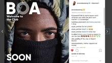 Mit einem Instagram-Post lieferte Boateng bereits einen Hinweis auf sein neues Projekt - ohne Details zu nennen