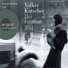 """Volker Kutscher: """"Der stumme Tod"""""""