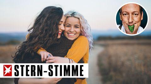 Eckart von Hirschhausen weiß:Gute Freunde sind das Wichtigste zum guten Leben