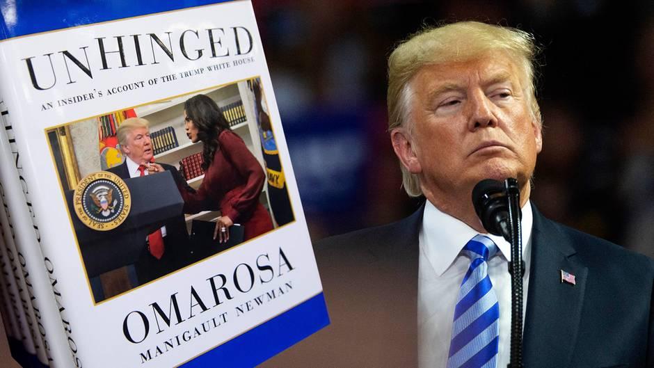 US-Journalist: Unter einer Decke mit Trump? Was wirklich hinter Omarosas Enthüllungen stecken könnte