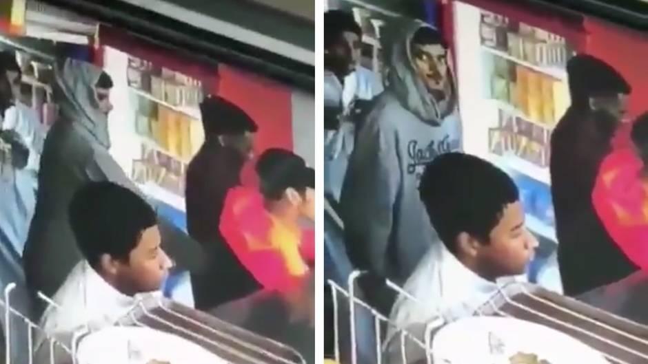 Dümmer als die Polizei erlaubt: Dieb wird auf frischer Tat ertappt – seine Reaktion ist unfassbar
