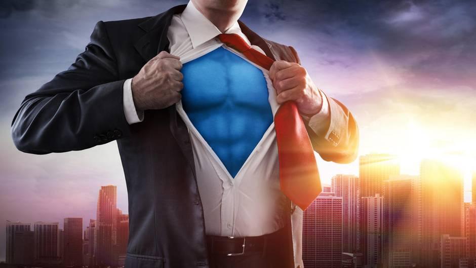 Helden aus Actionfilmen gibt es in sämtlichen Facetten