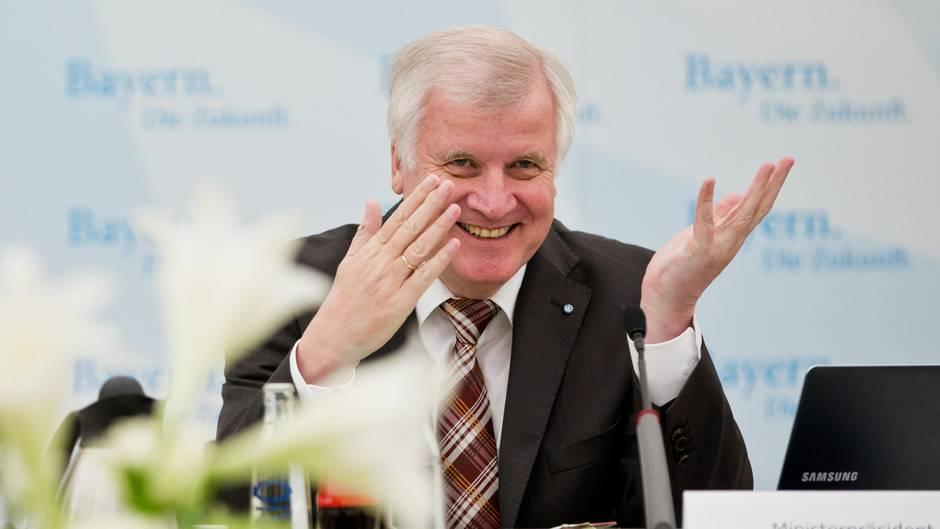 Horst Seehofer richtete als Landeschef in Bayern schon vor Jahren ein Heimatministerium ein