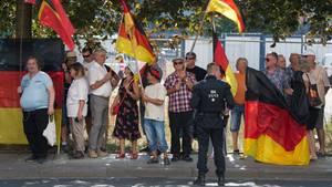 Pegida - Demo - ZDF - Polizei - Reaktionen