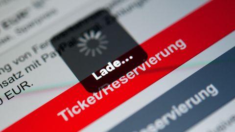 Preiserhöhung beim Ticketkauf der Deutschen Bahn